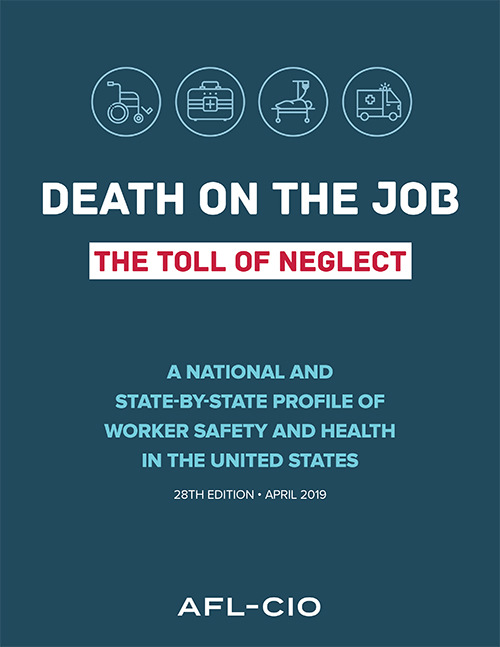 2019 Death on the Job Report