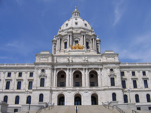 Image of the Minnesota State Capitol