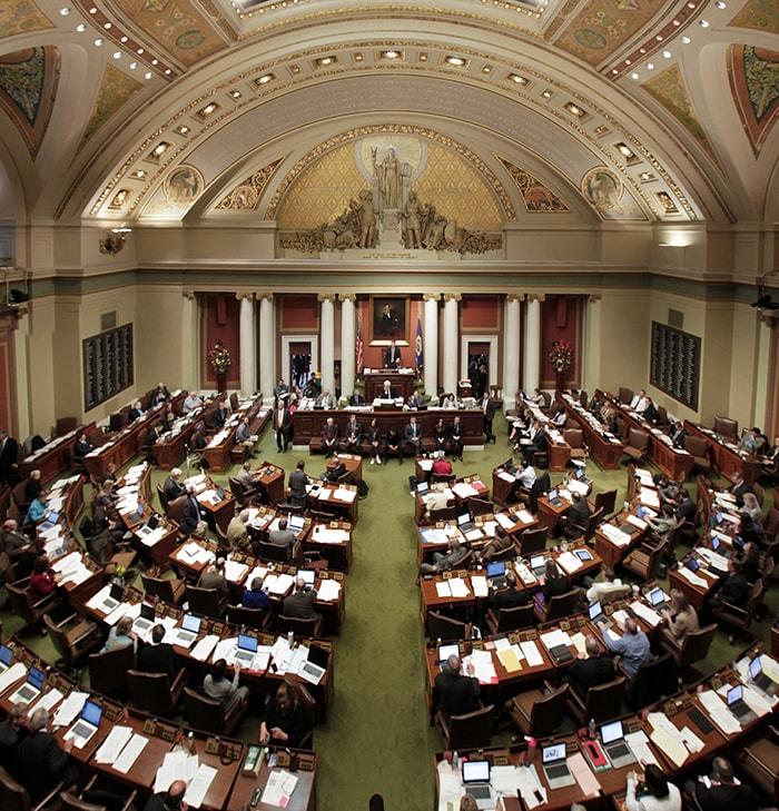 Photo copyright Minnesota House of Representatives.