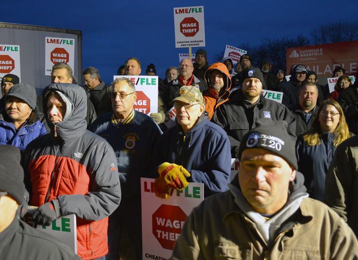 Union Advocate Photo